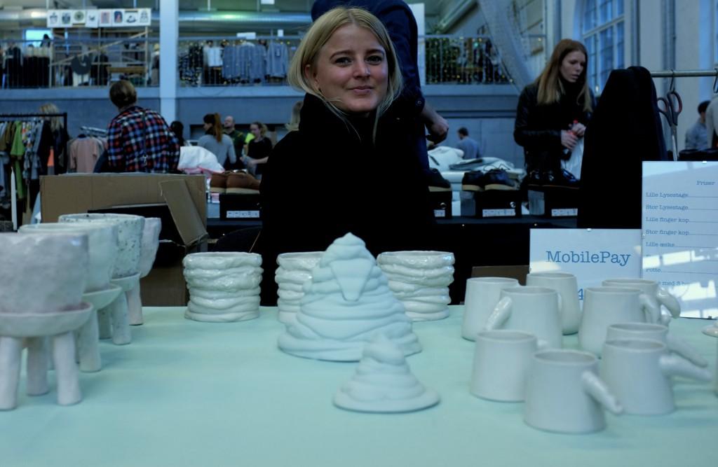 Keramik på Finders Keepers