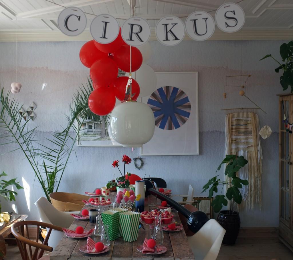 Cirkus fest