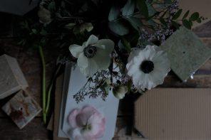 Forevigelse af blomster