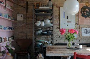 Opbevaring af keramik kopper – DIY
