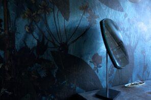 Flora Hysterica på væggene