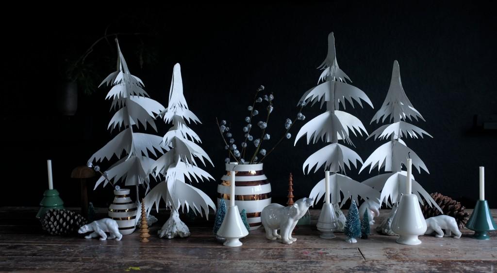 DIY juletræ