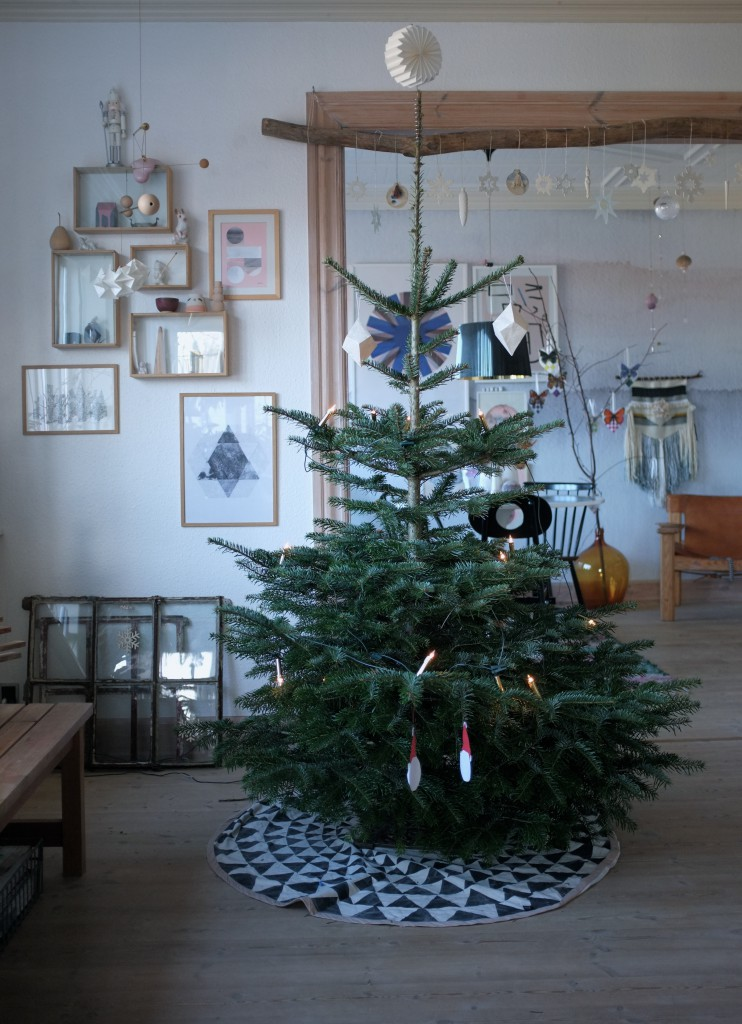 Juletræ