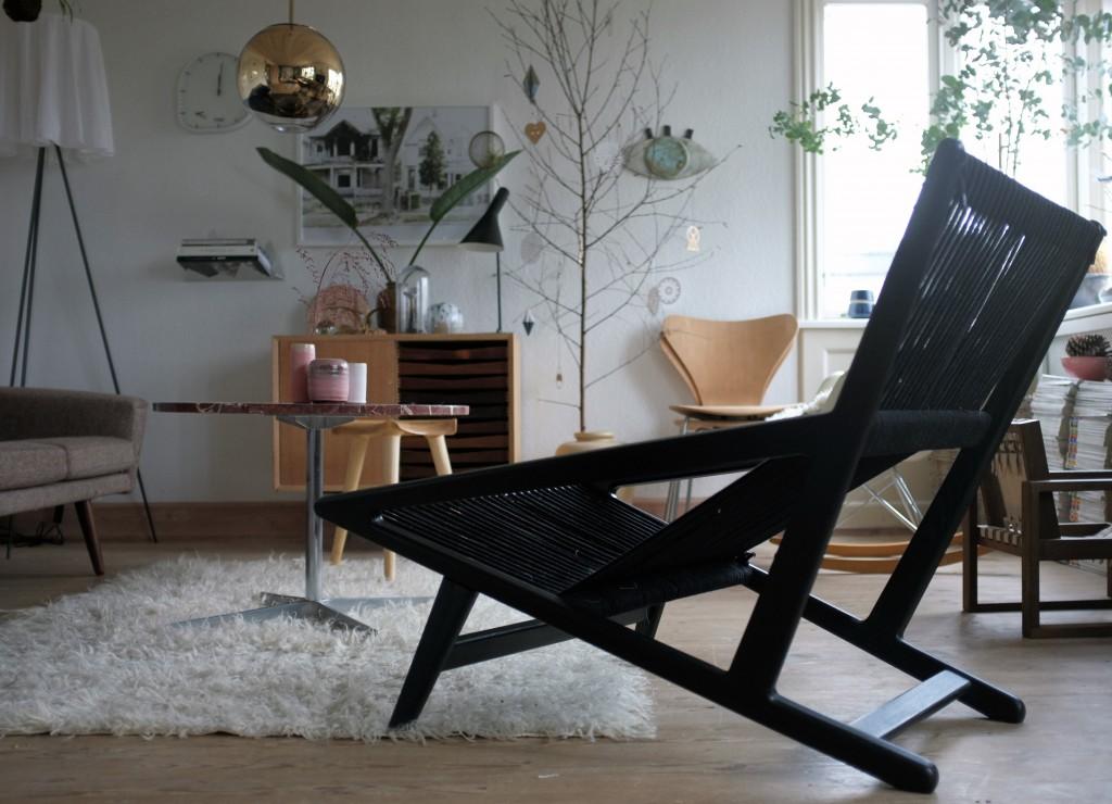 Morten Stenbæk lounge stol