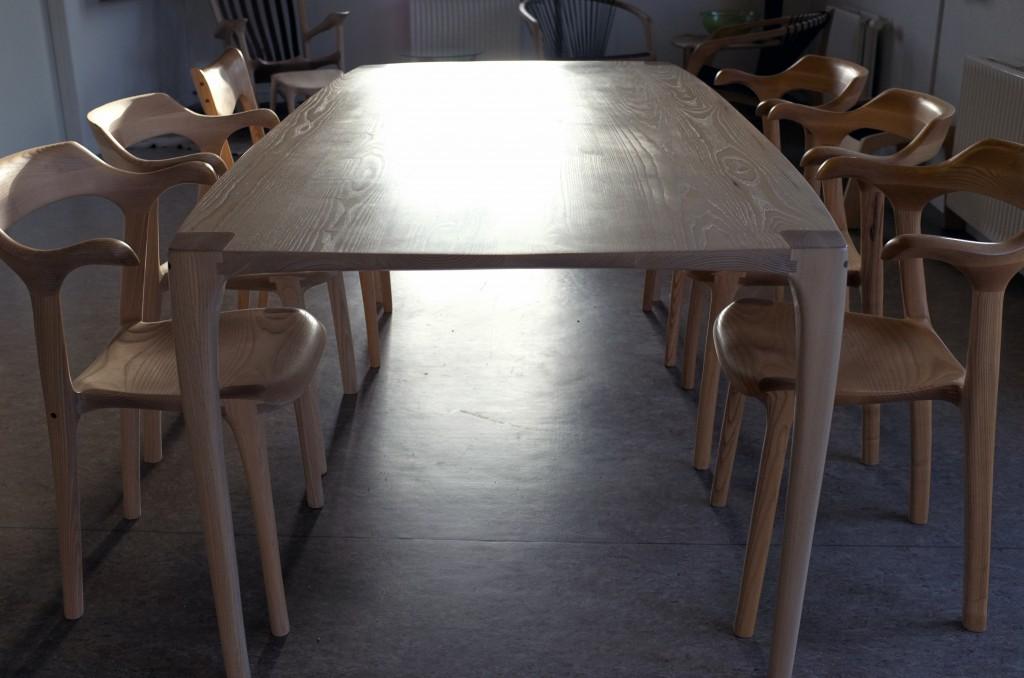 Morten Stenbæk spisebord
