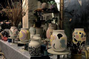 Min egen Omaggio vase
